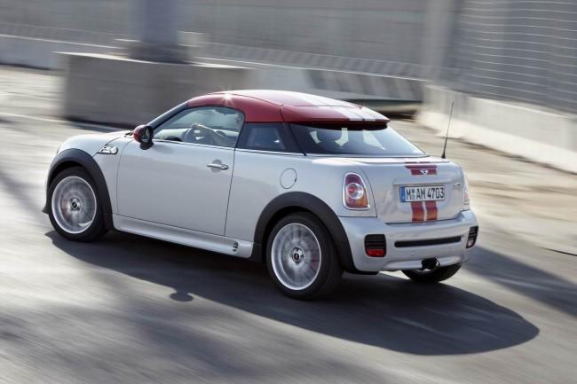 Новый Мини Купер S купе 2015