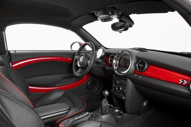 Салон MINI Cooper Coupe