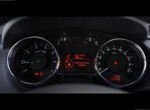 Панель приборов Peugeot 3008