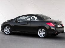 Фото нового 2011 Peugeot 308 CC