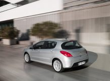 Фото нового 2011 Peugeot 308