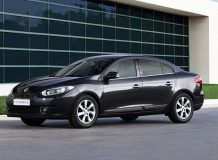 Седан Renault Fluence фото