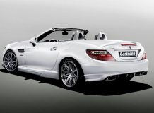 Тюнинг 2012 Mercedes SLK от Carlsson