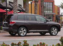 Toyota Highlander 2012 фото
