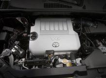Двигатель Toyota Highlander фото