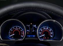 Панель приборов Toyota Highlander