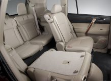 Трансформация салона Toyota Highlander II