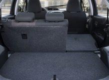 Toyota Yaris 3 фото багажника