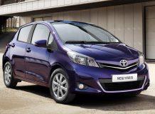 Фото Toyota Yaris 3 2014