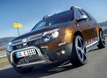 Тюнинг Renault / Dacia Duster