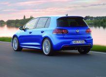 Фото Volkswagen Golf R
