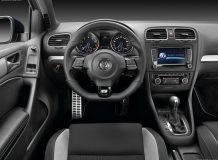 Салон VW Golf R фото