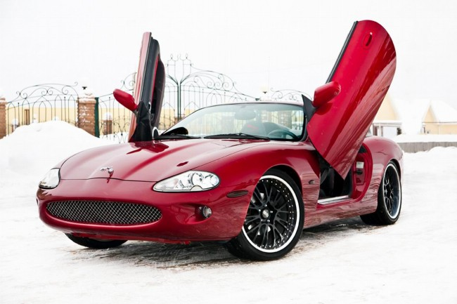 Jaguar XK8 Convertible от Status Design