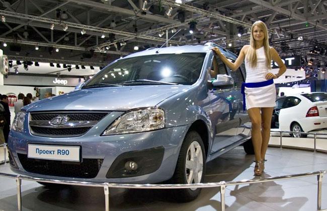 Названы цены на универсал Lada R90