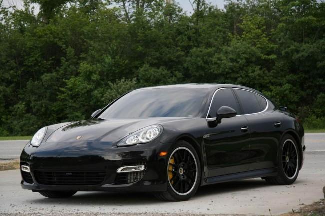Тюнинг Porsche Panamera Turbo от ателье Switzer