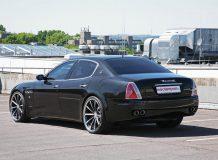 Quattroporte от тюнинг ателье MR Car Design