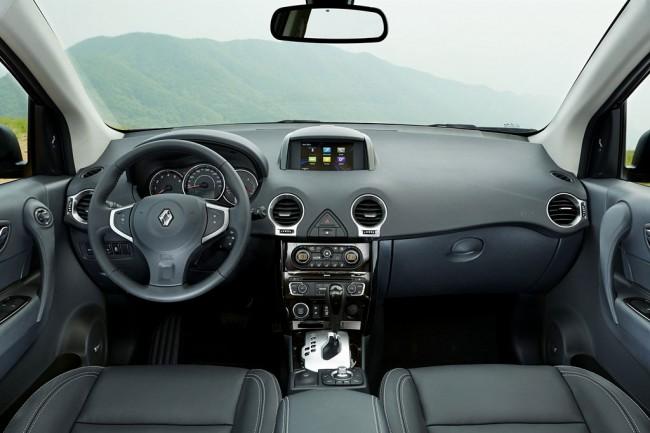 Фото салона Renault Koleos