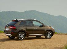 Фото нового Renault Koleos 2014