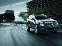 2012 Cadillac SRX фото