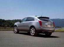 Обновленный Cadillac SRX 2012