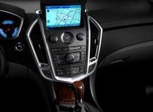Фото салона Cadillac SRX 2012