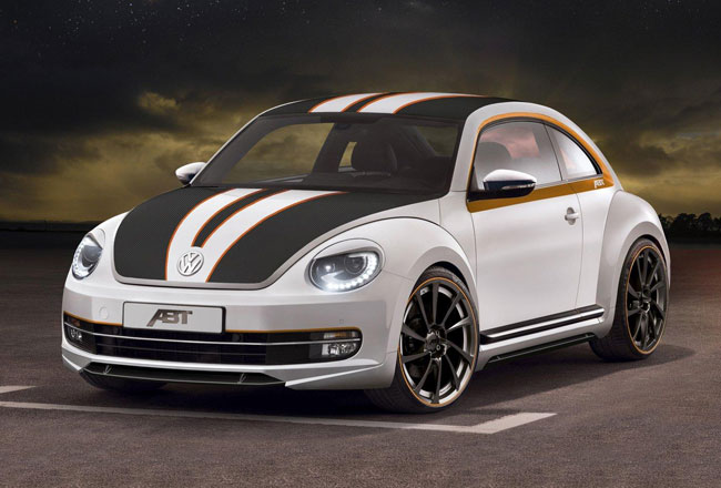 Speedy Beetle на базе нового Фольксваген Жук 2012