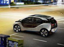 Фото концепта BMW i3