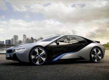 BMW i8 Concept фото