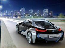 BMW представила концепт i8