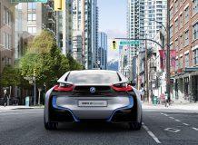Фото будущего купе BMW i8 Concept