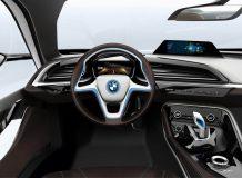 Фото салона BMW i8 Concept