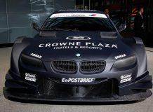 BMW представила гоночную M3 DTM