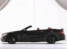Brabus 800 E V12 Cabriolet вид сбоку