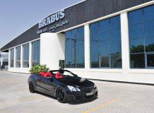 Тюнинговый Mercedes E Cabriolet от Brabus