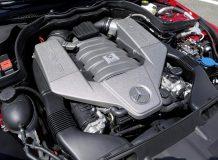 Двигатель C 63 AMG Black Series фото