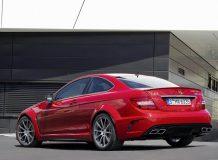 Mercedes представил С 63 AMG Black Series Coupe