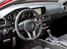 Фото салона C 63 AMG Black Series Coupe