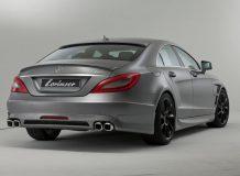 Тюнинг нового Mercedes CLS от Lorinser