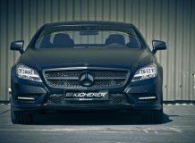 Тюнинг нового Mercedes CLS от ателье Kicherer