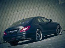 Фото Mercedes CLS Edition Black от Kicherer