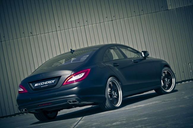 Mercedes CLS Edition Black от ателье Kicherer