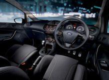 Фото салона Ford Fiesta Sport SE