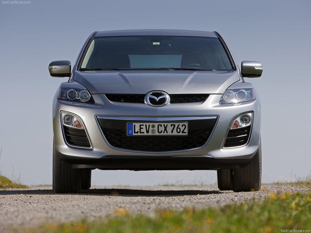 Фото Mazda CX-7 2013