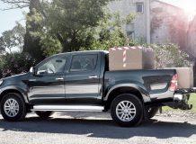 Toyota Hilux 2014 фото