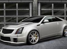 В Hennessey готовят 1000-сильный Cadillac CTS-V Coupe