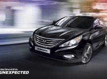 Обновленный Hyundai Sonata 2012