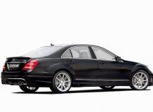 Тюнинг Mercedes-Benz S-Class фото