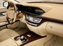 Салон Mercedes S-Class от ателье Carlsson