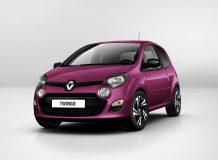 Новый Renault Twingo 2012