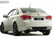 Chevrolet Cruze Malaysia Edition